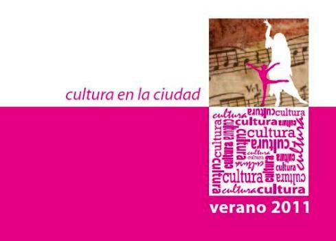 Programa cultura en la ciudad