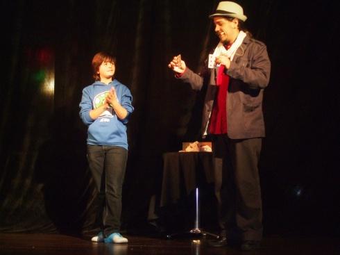 Magia con Miguel Muñoz