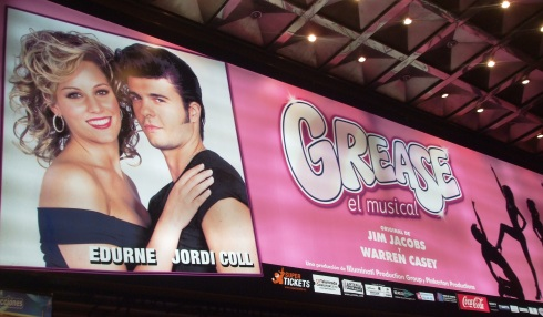 Grease, el musical