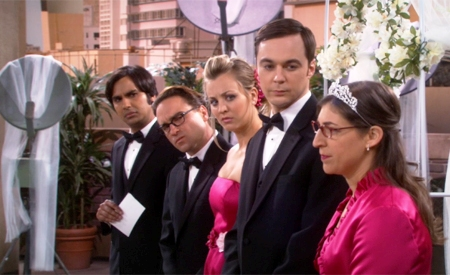 The big bang theory, 5ª temporada