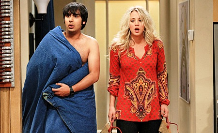 The big bang theory, 4ª temporada