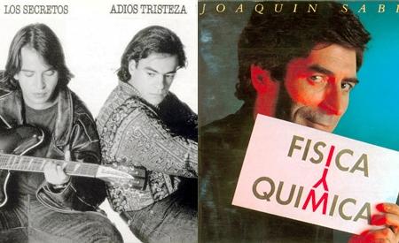 Los Secretos y Joaquín Sabina