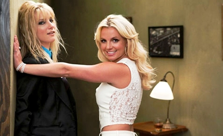 Brittany y Britney Spears