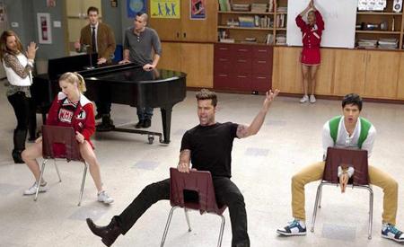 Ricky Martin en Glee