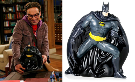 Bat-tarro, The Big Bang Theory