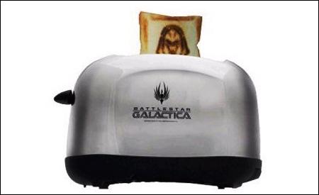 Tostadora Battlestar Galactica