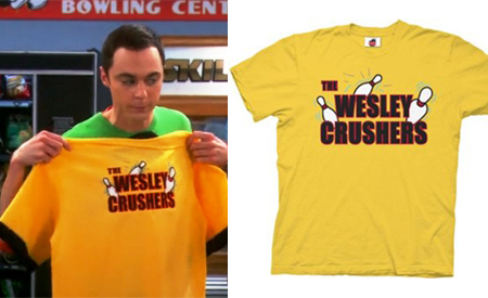Machacadores Wesley, The Big Bang Theory