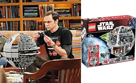 Lego Star Wars, The Big Bang Theory