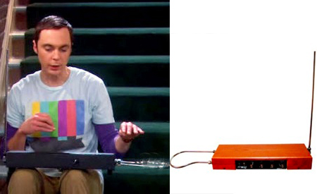 Theremin,  The Big Bang Theory