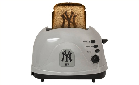Tostadora New York Yankees