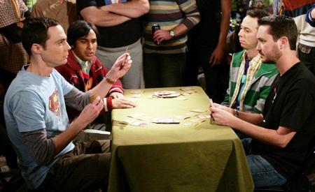 Sheldon Cooper y Wesley Crusher tienen memoria eidética.