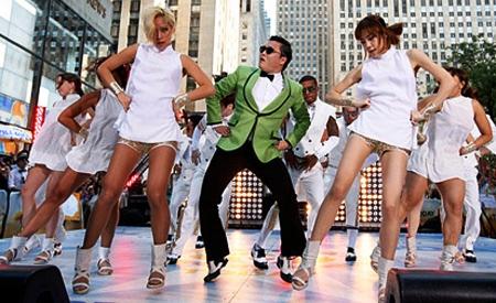 Gangnam Style, claro ejemplo de K-pop