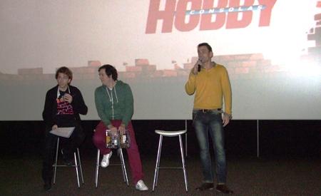Gustavo, Borja y Manuel, expertos de Hobby Consolas