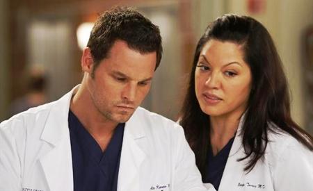 Alex y Callie, Anatomía de Grey