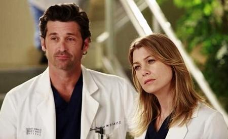 Derek y Meredith, Anatomía de Grey