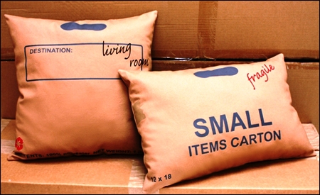 Carton pillows de studioooij