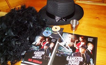 """Obsequios evento """"Gangster Squad (Brigada de élite)"""""""