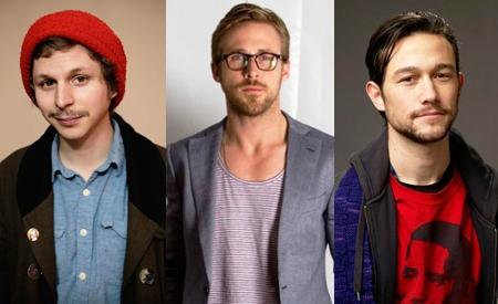 Michael Cera, Ryan Gosling y Joseph Gordon-Levitt