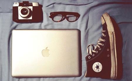 Kit básico para hipsters