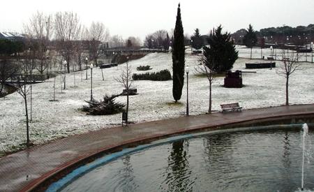 Nevada Parque Prado Ovejero