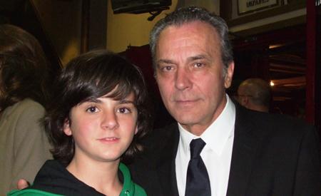 David y José Coronado