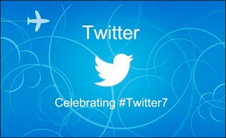 Twitter cumple siete años
