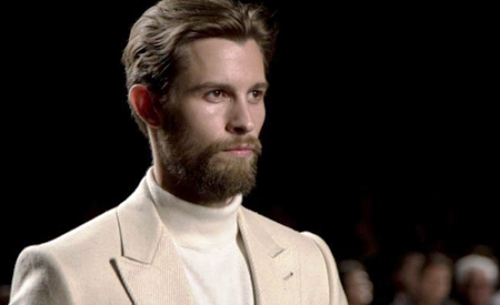 El modelo Justin Passmore