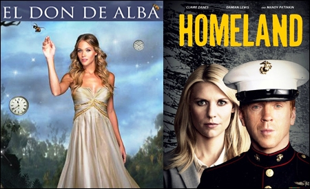 El don de Alba y Homeland