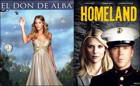 El don de Alba y Homeland