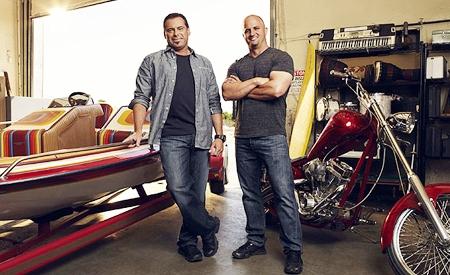 Antonio Palazzola y Steve McHugh, Los reyes del trueque