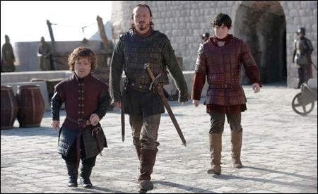 Juegos de tronos, tercera temporada