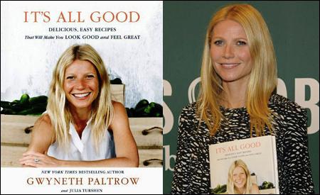 """Gwyneth Palltrow, """"Todo es bueno"""""""