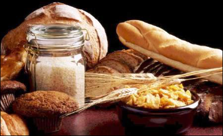 Alimentos elaborados con cereales