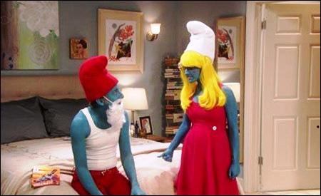 Howard y Bernadette