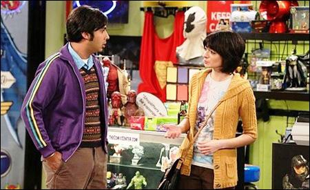 Raj y Lucy