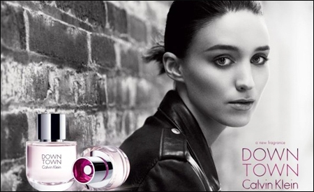 "Rooney Mara para ""Downtown"" by Calvin Klein"