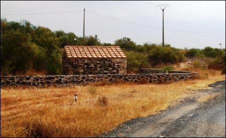 Mausoleo tardorromano en Punta del Moral