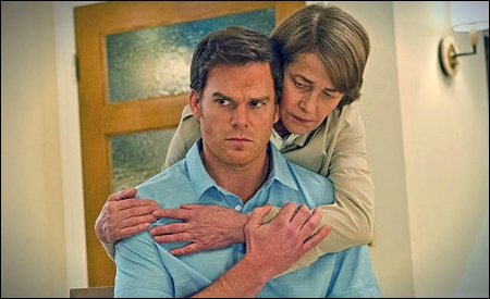 Dexter y Evelyn Vogel