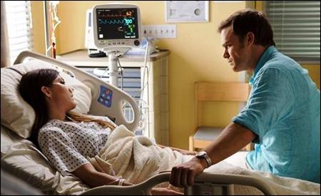 Debra y Dexter