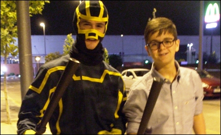 Preestreno Kick-Ass 2