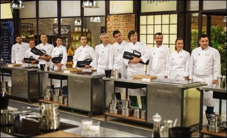 "Concursantes de ""Top Chef"""