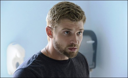 Mike Vogel es Barbie