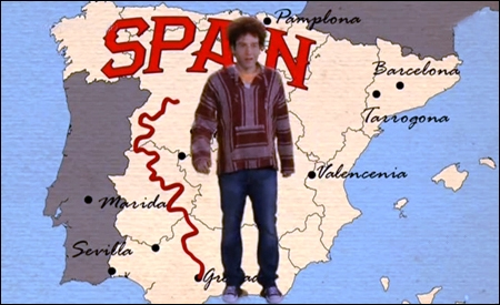 Ted Mosby en España
