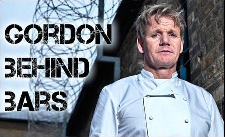 Gordon Ramsay entre rejas