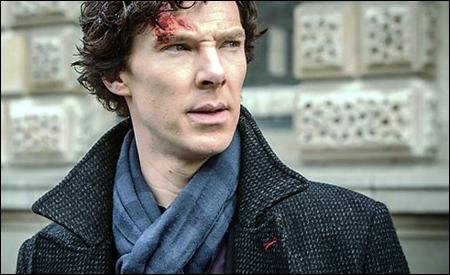 Benedict Cumberbatch es Sherlock Holmes