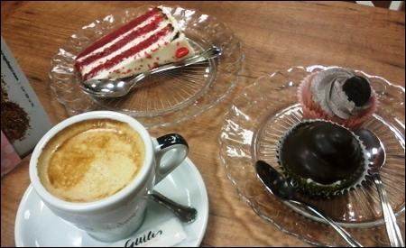 Probando Dulcinea Bakery & Coffee