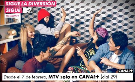 MTV España en Canal+