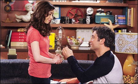Tracy y Ted