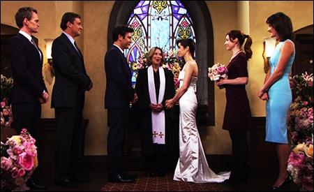 La boda de Ted Mosby