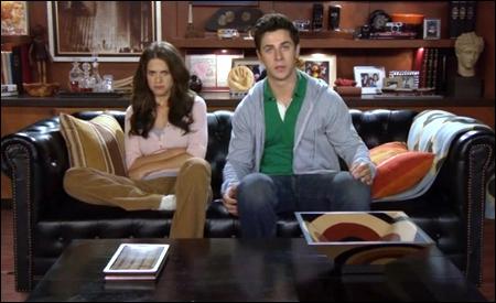 Penny y Luke Mosby